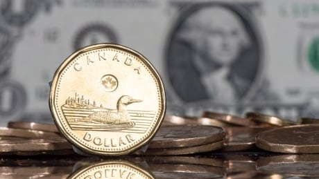 Canadian dollar falls to new 11-year low before rebounding