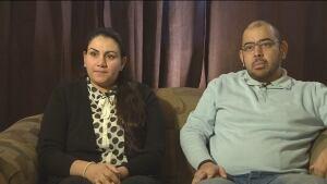 Samah and Ahmed Aboushady