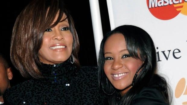 Brown Houston Daughter Brown Whitney Houston