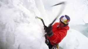 Will Gadd discusses Niagara Falls ice wall climb