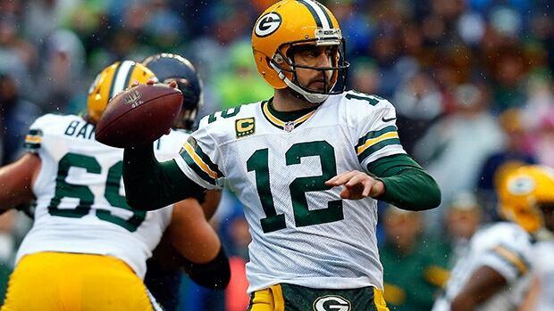 Green Bay Packers quarterback Aaron Rodgers won the NFL MVP award Saturday.