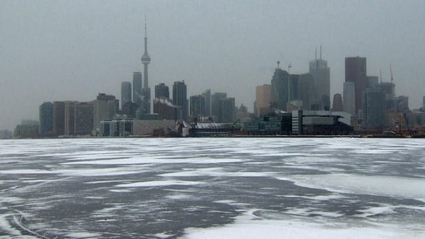 Mainly cloudy skies with a 60 per cent chance of flurries today and a high of -5 C.