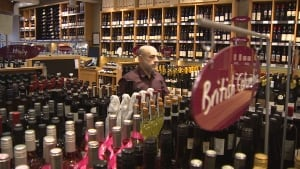 John Clerides, B.C. liquor law changes