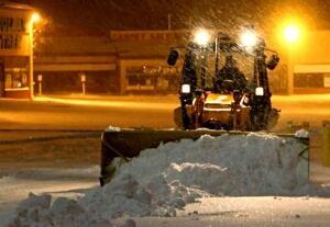 Toronto snow storm