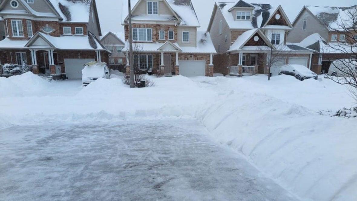Winter Parking Kitcheneer