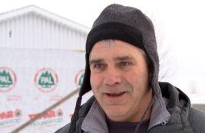 Pierre Thibault president Crysler Community Centre ice rink Feb 1 2015