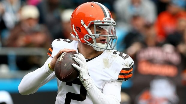 Johnny Manziel has been dogged by off-field problems since Cleveland drafted the Heisman Trophy winner in the first round in 2014.