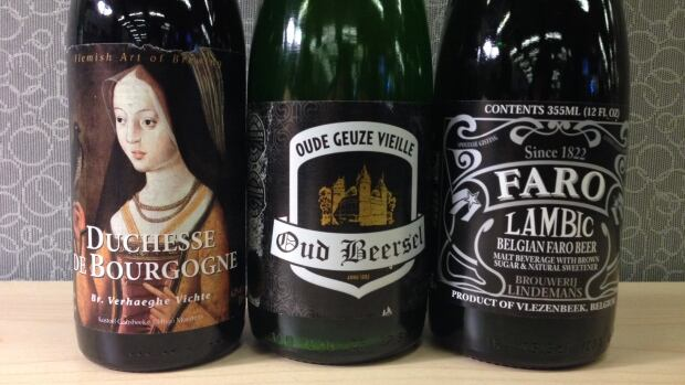 Sour beer may be a good choice for the beer-skeptic in your life, says Rebecca Whyman.