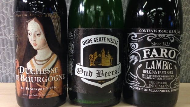 Our beer columnist Rebecca Whyman recommends sour beers like Duchesse de Bourgogne, Oud Gueuze Vieille and Faro Lambic.