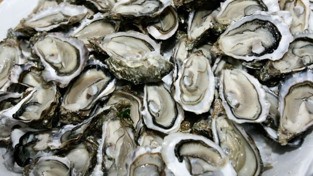 The Canadian Food Inspection Agency has issued a food recall for oysters harvested in B.C. on or before Aug. 18.