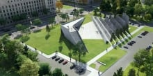 Canada Communism Victims Memorial Location Controversy