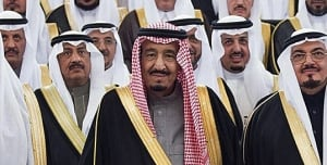 Mideast Saudi Arabia Kings First Moves
