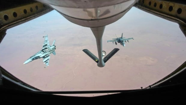Canadian warplanes have gone into action again in Iraq, bombing a militant compound and bomb-making factory in separate raids over the last few days.
