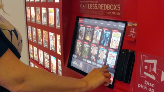 RedBox kiosks will be pulling out of the Canadian market by the start of March.