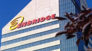 enbridge sign