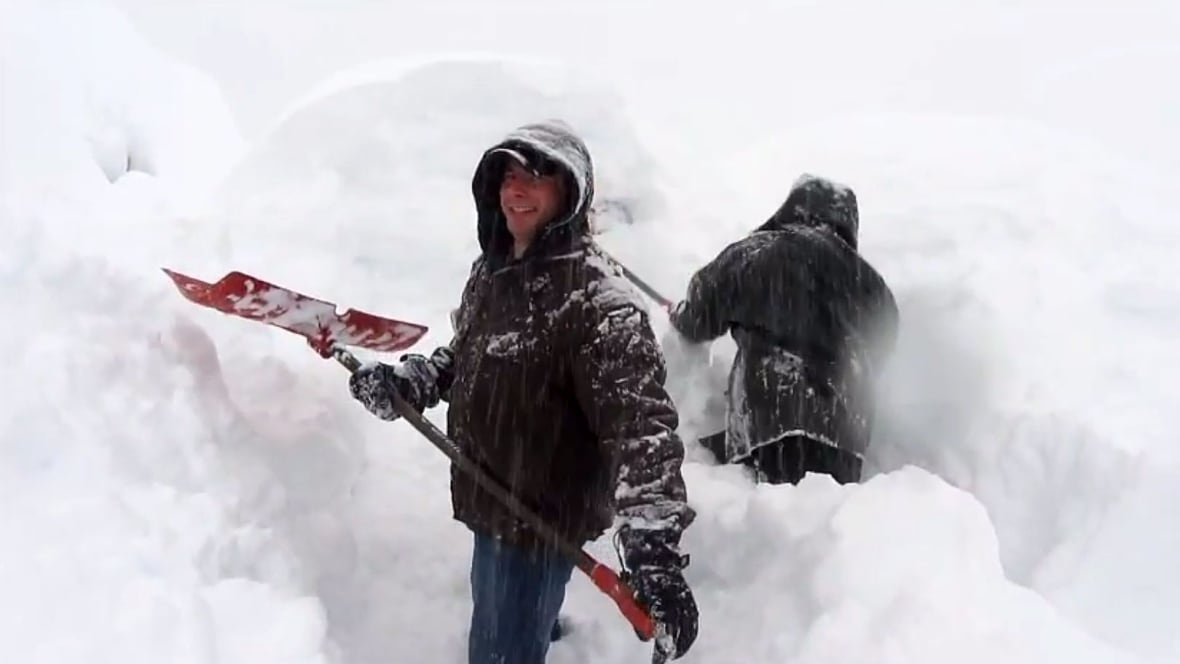Terrace kitimat digging out from near record breaking for 9 kitchener terrace