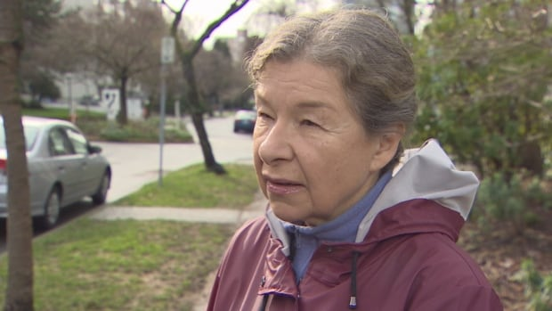 Judy Graves, a longtime advocate for the homeless in Vancouver, said the soaking of two homeless men by someone from a Tim Hortons on Robson Street was cruel, and businesses have other options.