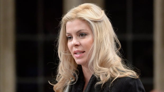 Eve Adams was first elected for the Conservatives in 2011 in the Toronto-area riding of Mississauga-Brampton South. On Monday, she announced she is crossing the floor to join the Liberals.
