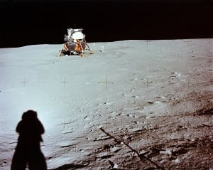 Neil Armstrong moon souvenirs found in closet