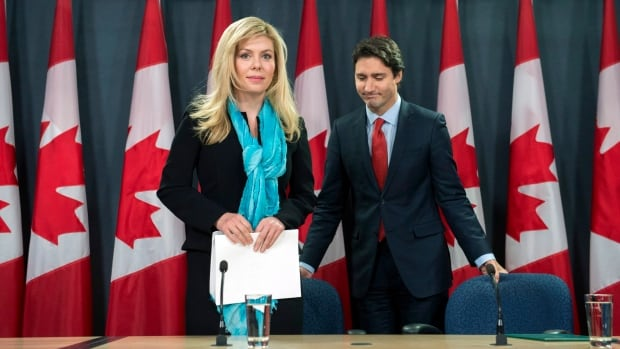 Liberal Leader Justin Trudeau's press conference to announce Eve Adams was joining his party raised a lot of questions for Mark Critch, including: when did Canadian politicians become so good looking?
