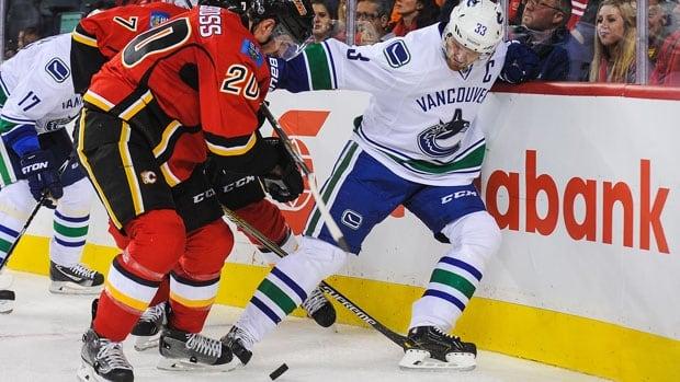 Hockey Night In Canada Canucks Vs Flames Nhl On Cbc