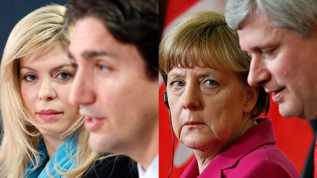 What was supposed to be an 'off-week' on Parliament Hill turned out to be full of surprises. Conservative MP Eve Adams crossed the floor to the Liberals, while German Chancellor Angela Merkel shuffled into town to lay out her proposed peace plan for the fighting in Ukraine.