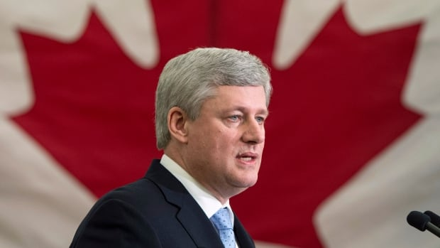 Prime Minister Stephen Harper says the possibility of expanding the military mission to Syria will be considered next week when a motion will be presented in the House of Commons.