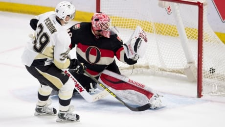 Senators Come From Behind But Lose To Penguins In Shootout