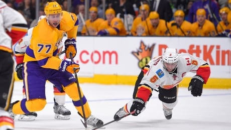 Toffoli's 1st NHL Hat Trick Leads Kings Over Flames