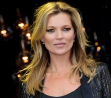 Kate Moss Clothing Launch
