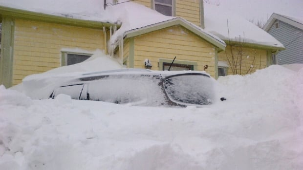 This is what Prince Edward Island looked like last year.