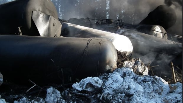 A derailment and fire near Gogama, Ont. prompted renewed questions about tankers that ship oil, but tanker standards have been under review since the Lac-Megantic tragedy.