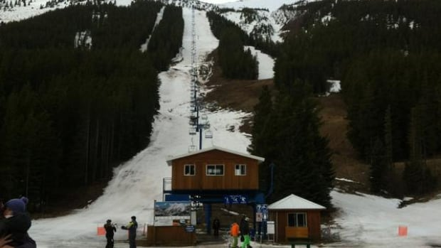 Castle Mountain announced it was shutting down for the season on Feb. 16.