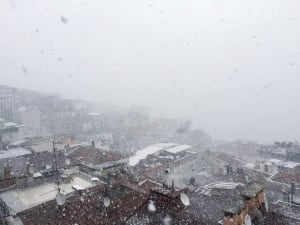 Istanbul Storm
