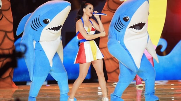The 'Left Shark', named because of his position on stage during Katy Perry's Super Bowl half time show on Feb. 1 became an internet phenomenon. The pop star's lawyers have reportedly lost their first bid to trademark the costume to prevent others from making money off the non-licensed designs.