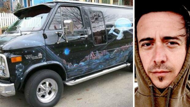 The infamous '70s 'Star Trek' boogie van has been sold to Canadian musician Danny Michel.