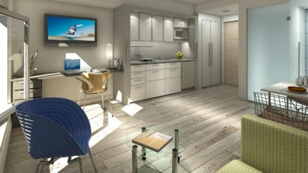 Micro Condo Makes Room For Millennials Who Want