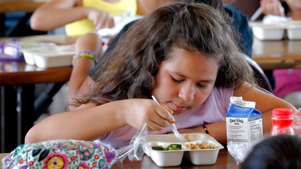 Mandatory nutrition standards for foods sold in schools could be one approach to tackle obesity.