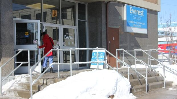 The closure of Everest College campuses in Ontario was a happy ending for some who allege the school passed students who didn't deserve it just to collect their student loans.