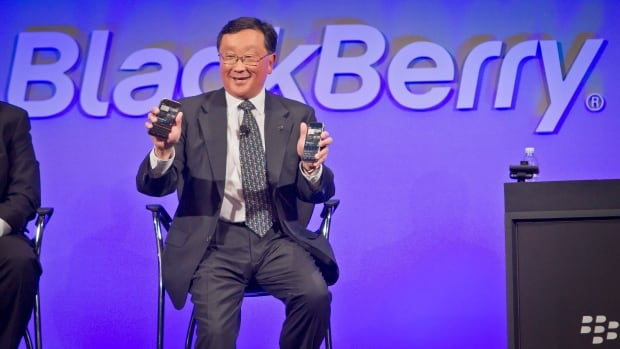 Chief executive John Chen said last August that BlackBerry had come to the end of three years of layoffs.