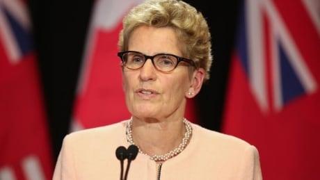Kathleen Wynne Ontario premier Sudbury byelection