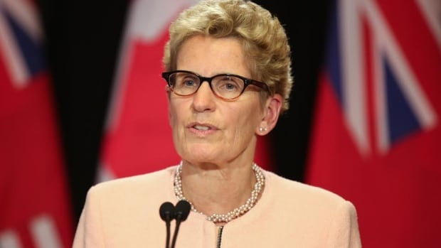 Premier Kathleen Wynne says there is 'no clear unconstitutionality' with the new prostitution law that the federal government brought forward.