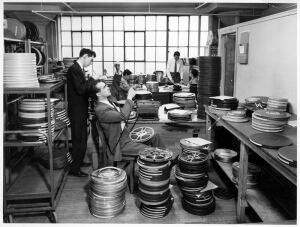 CBC film archives