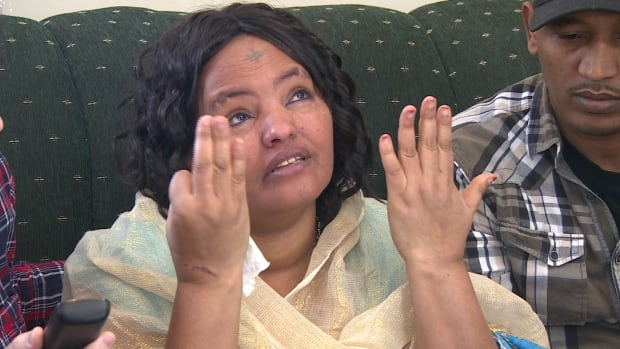 Genet Abraham was tearful when she received news in February that the federal government would be granting her daughter a temporary resident visa to come to Canada.