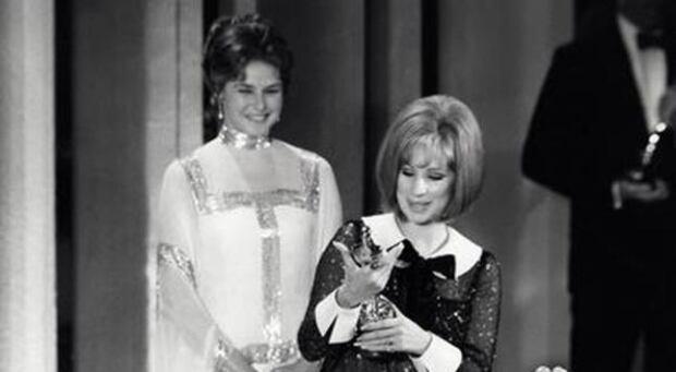 Barbra Streisand Best Actress