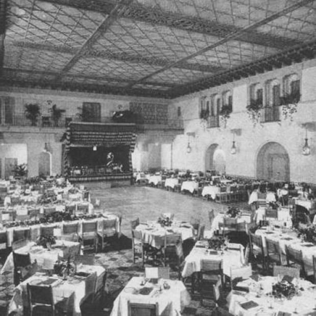 The First Oscars - Roosevelt Hotel