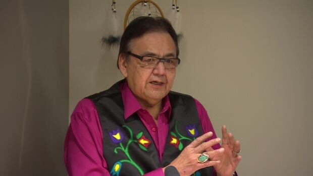 NDP's Eric Robinson says no deal was made with Opaskwayak Cree Nation to provide jobs in exchange for votes.