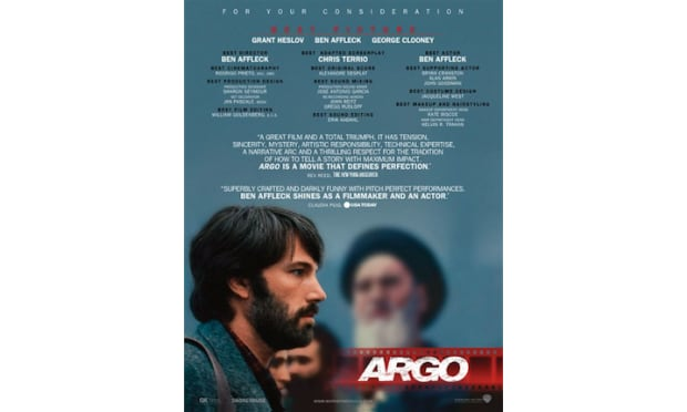 Argo - For Your Consideration