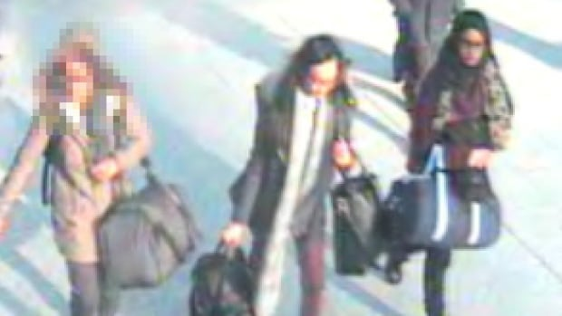 Three British schoolgirls left for Turkey from London on Tuesday without leaving any messages behind. Police believe they are joining ISIS in Syria.