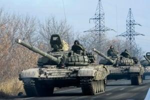 Ukraine Russia Soldiers� Fears